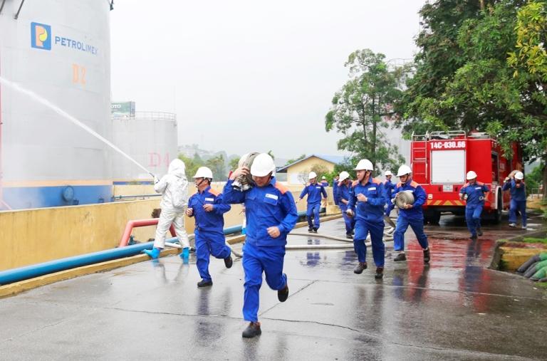 Petrolimex phát động 2 trọng tâm thi đua năm 2021