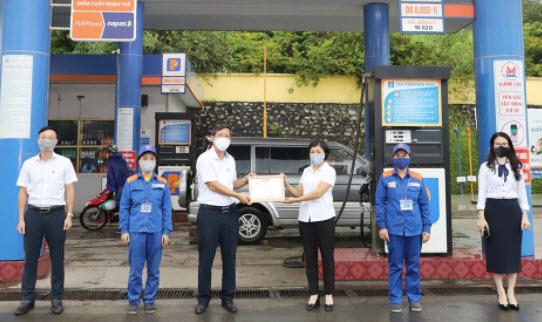 XNXD Quảng Ninh vinh danh 04 CHXD tiêu biểu tháng 8/2021