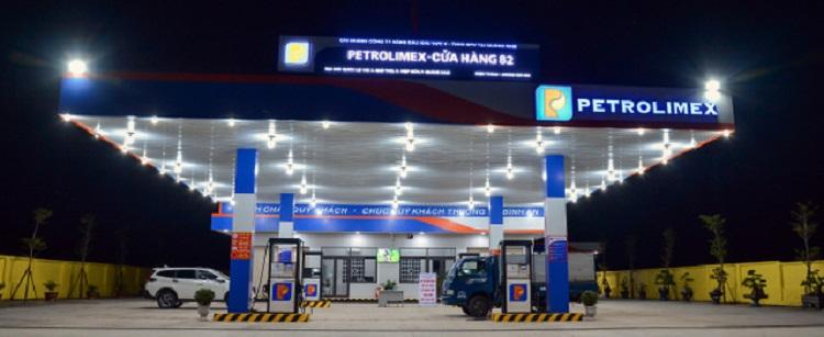 Khai trương CHXD số 82 trên QL14E tỉnh Quảng Nam