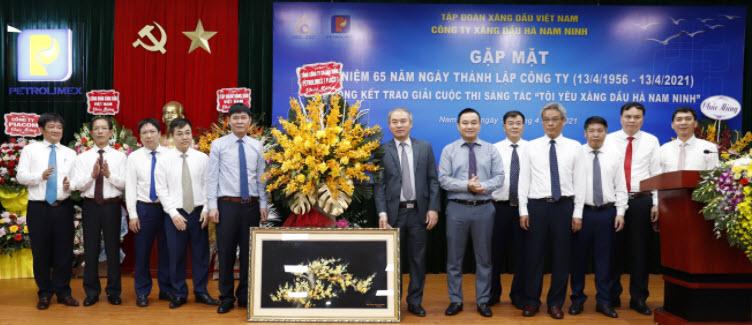 Petrolimex Nam Định kỷ niệm 65 năm ngày thành lập (13.04.1956 – 13.04.2021)