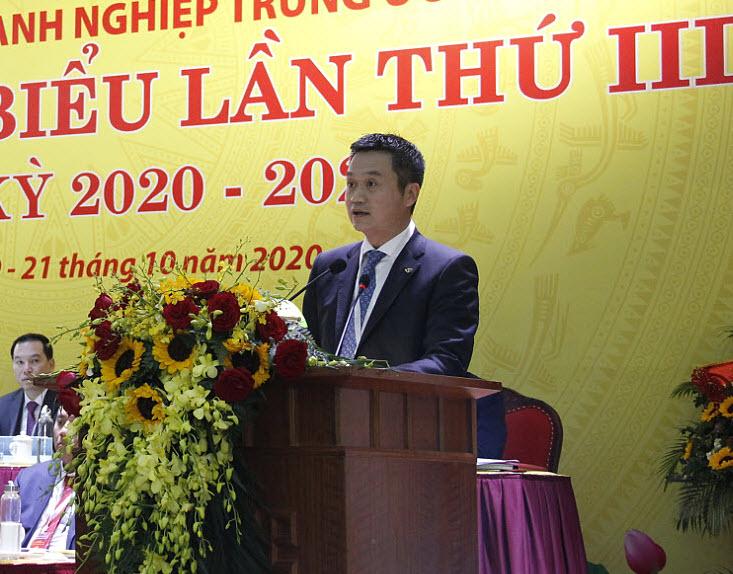 Bí thư Đảng ủy, Chủ tịch HĐQT Petrolimex Phạm Văn Thanh tham gia Ban Thường vụ Đảng ủy Khối DNTW, nhiệm kỳ 2020-2025