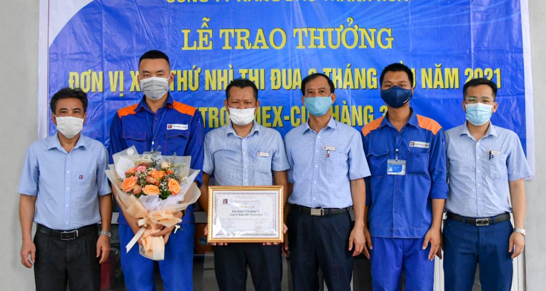 6T2021: Petrolimex Thanh Hóa nộp ngân sách đạt 50,9% KH